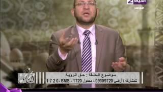 فيديو.. أم تبكي من عقوق ابنها.. وداعية إسلامي: اصبري