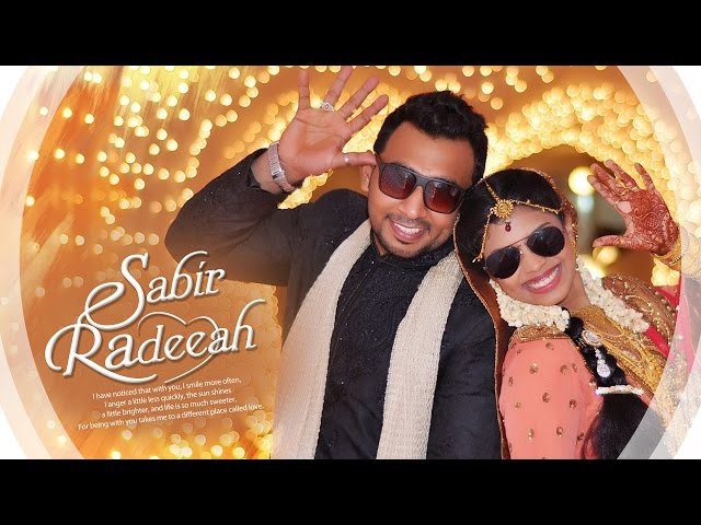 WEDDING SHOW 2015 Promo by FINAL CUT STUDIO (Sabir + Radeeah)