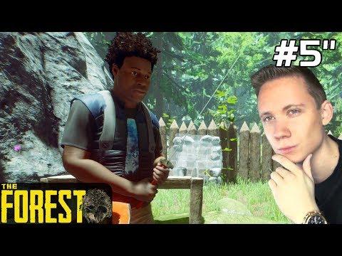 The Forest PL Gameplay SEZON 2 [#5] KATANA i Walka z DUŻYM /z Paweł