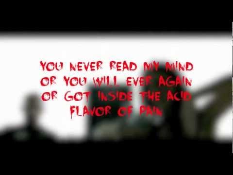 U.N.S.I.N Acid Lyrics