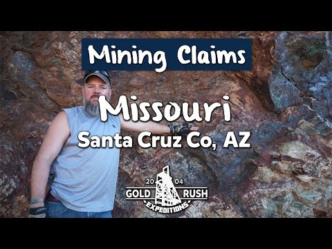 Missouri Mine - Arizona - 2016