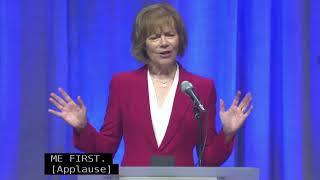 Sen. Tina Smith speaks at DFL Convention in Rochester - Full Speech