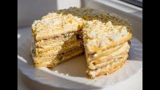 Рыбный торт | Fish cake