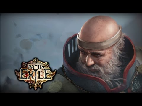 """♥ Path of Exile - """"Lazy Paladin"""" Build - Super Easy New Player Friendly Templar"""