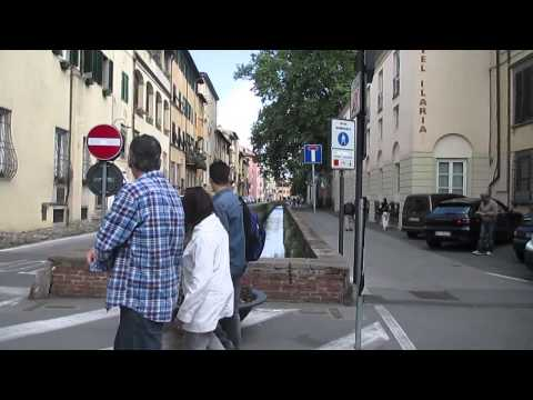 Lucca, Italy: walking tour part 2