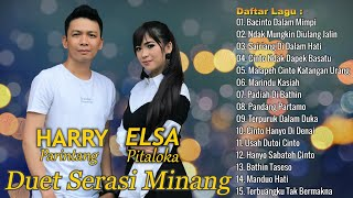 Lagu Terbaik Dari Harry Parintang & Elsa Pitaloka - Duet Lagu Minang Terbaik (Video Lirik)