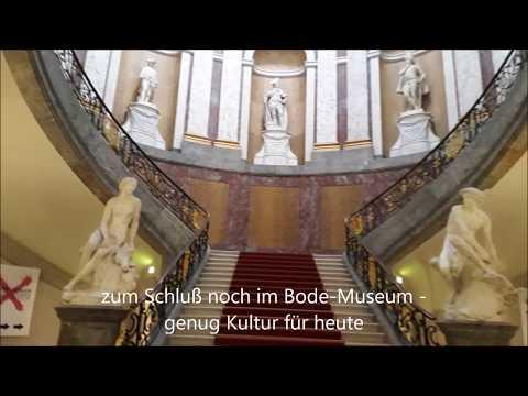 Berlin -  Kultur, Kultur, Kultur...….