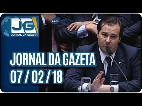 Jornal da Gazeta - 07/02/2018