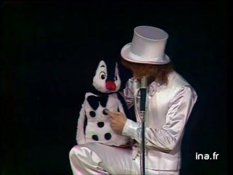 David Michel et sa marionnette Nestor