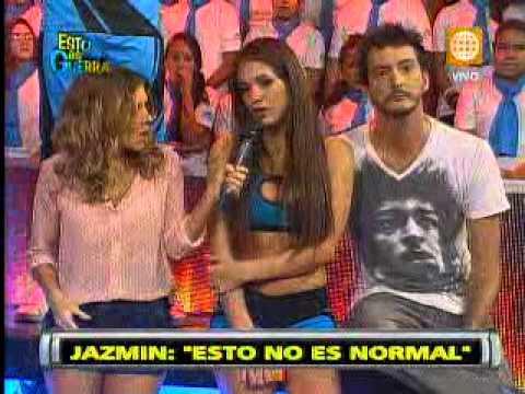 Jazmín Pinedo: 'acabo de terminar una relación, no quiero nada con Gino Assereto'