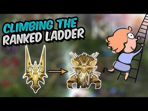GREATLY CLIMBING THE RANKED LADDER! - Vainglory