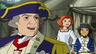Liberty's Kids HD 135 -James Armistead | History Cartoons For Kids