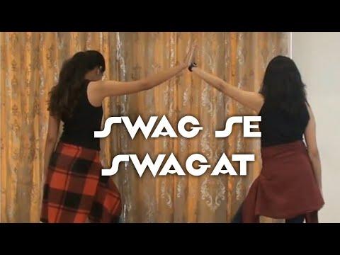 Swag se Swagat | Tiger Zinda Hai - Titas Chatterjee & Anushka Gosavi.