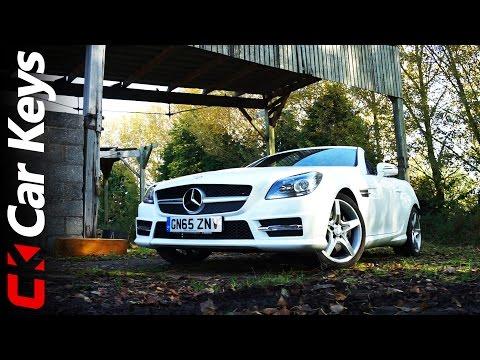 Mercedes SLK 2015 review – Car Keys