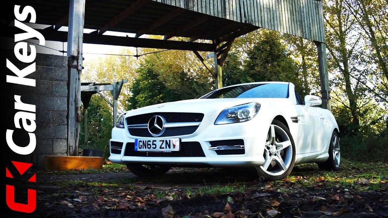 Mercedes slk 2015 review car keys youtube for Mercedes benz car wash free