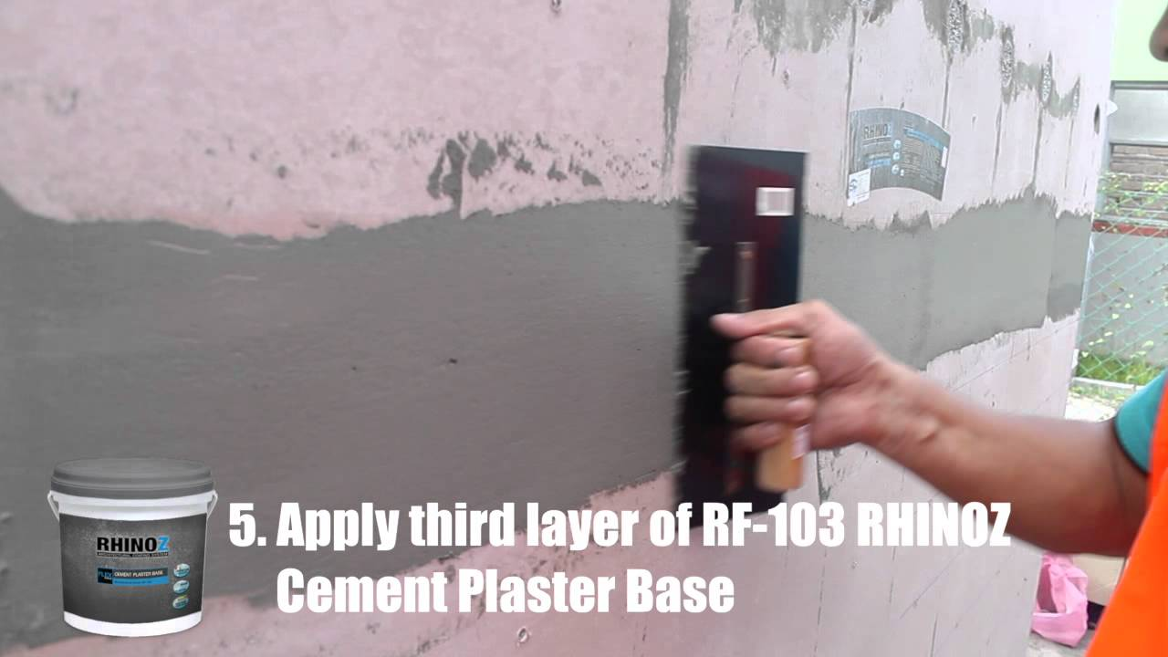 Seamless Jointing For Fiber Cement Youtube