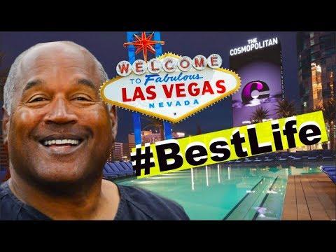 OJ Simpson LIT in Las Vegas