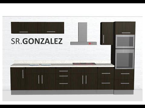Programa para dise ar cocinas 3d ikea home planner doovi for Disenar muebles 3d