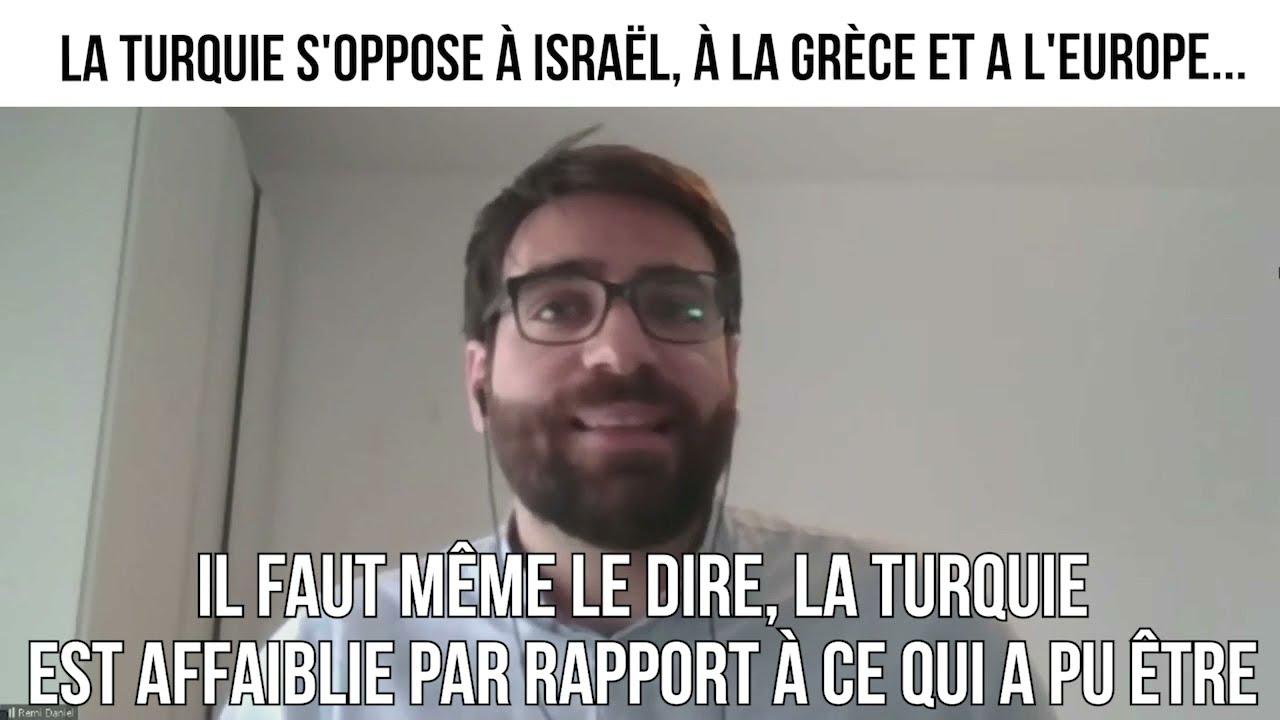 La Turquie s'oppose à Israël, à la Grèce et à l'Europe  - IMO#129