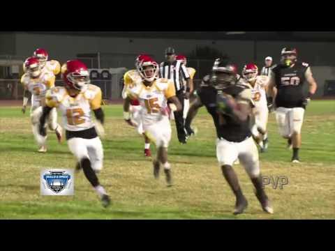 RB Jordan Wilmore '19 Lawndale High School
