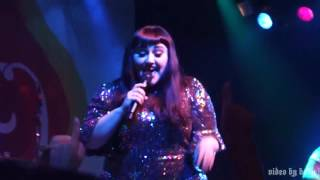Beth Ditto-IN & OUT-Live @ The Independent, San Francisco, CA, July 26, 2017-The Gossip