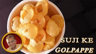 How To Make Golgappe In Five Minute