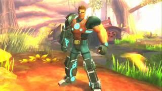 Spyborgs Nintendo Wii Gameplay Trailer