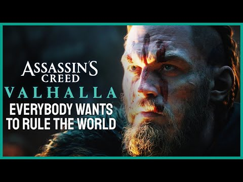 ASSASSIN'S CREED VALHALLA Everybody Wants To Rule The World - Eivor (Edit Video)