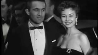 Marilyn Monroe -  Movie premiere night 1953 ! !