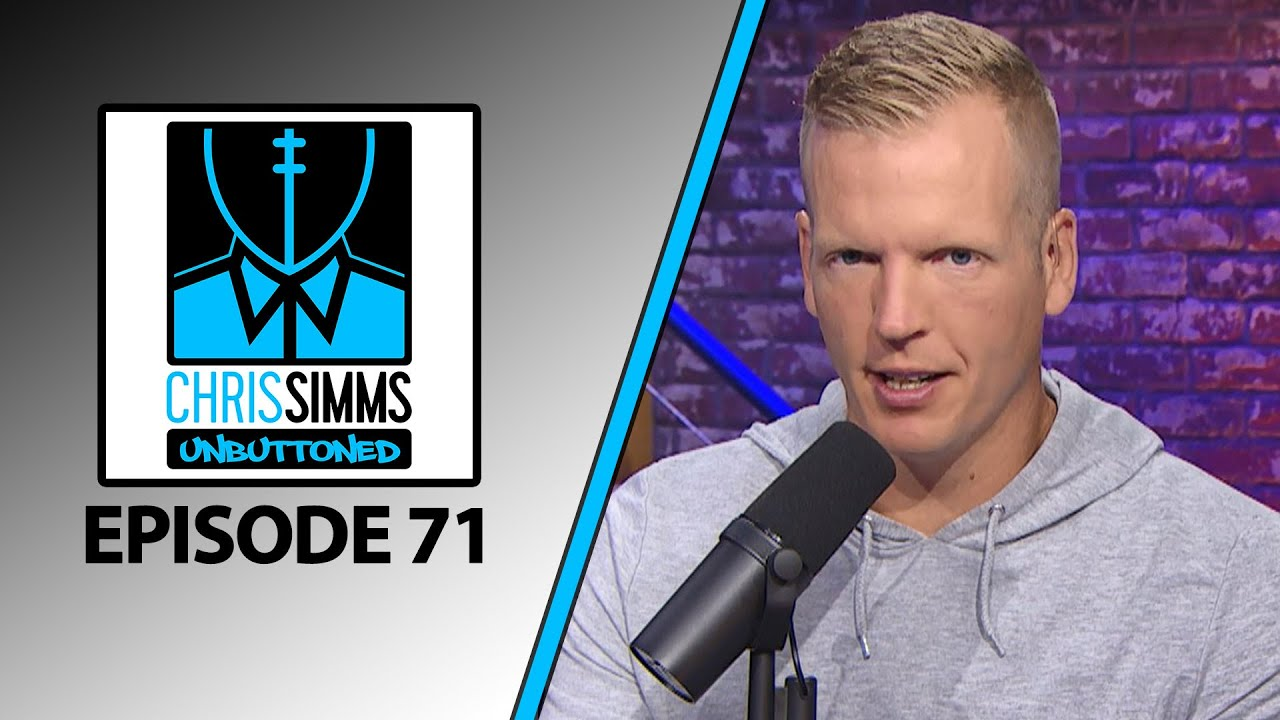 NFL Week 4 Picks: Mahomes in a dome, Daniel Jones at home | Chris Simms Unbuttoned (Ep. 71 FULL)