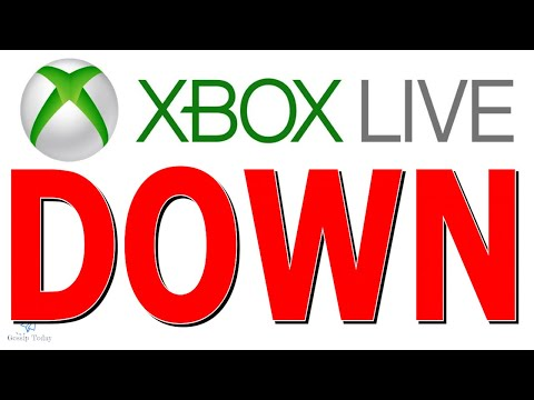 Xbox Live Servers Down Again At A Critical Moment