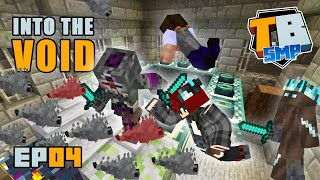 Into the void... End Raid! | Truly Bedrock Season 2 [04] | Minecraft Bedrock SMP
