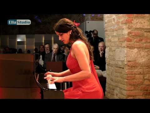 DORA DELIYSKA, Bösendorfer Hall / Mozarthaus Vienna Live, F. Chopin Valse in B min.