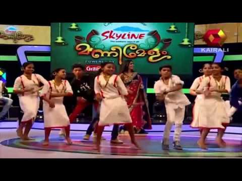 Highlights of Manimelam - Kalabhavan Mani sings 'Kadumanga Prayathil'