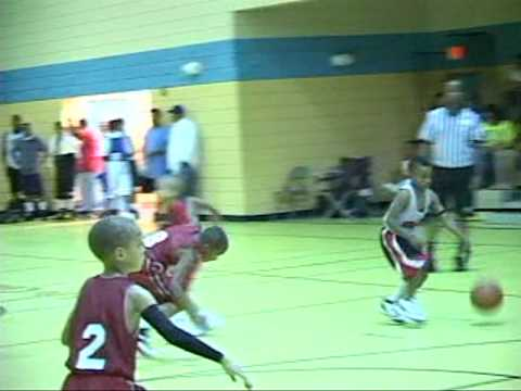 8 yr old Basketball Player LJ Sanders _ Detroit's ...