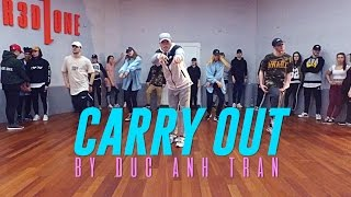 Скачать Timbaland Ft Justin Timberlake CARRY OUT Choreography By Duc Anh Tran