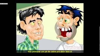 Cachaça e Manguaça invadem o enterro- Humortadela Presents Piadas