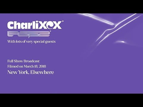 Charli XCX - Pop 2 Full Show Broadcast
