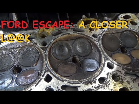Ford Escape Misfire: A Closer Look At The Valve