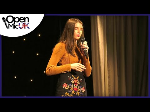 LAY ME DOWN – SAM SMITH performed by ABBY ALLAN at Open Mic UK music competition