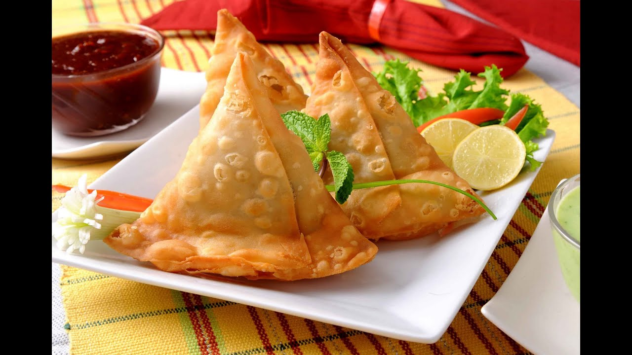 Samosa recipe recipe by sanjeev kapoor insp in hindi youtube forumfinder Images