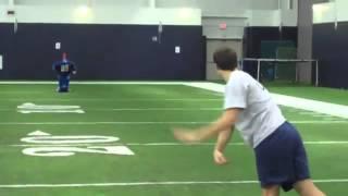 Johnny Mac Trick Shot Quarterback