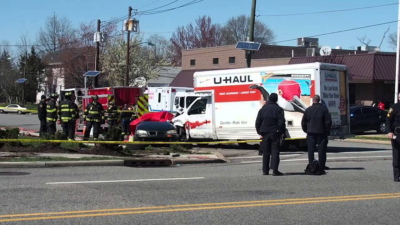 Car Accident Reports Today Nj