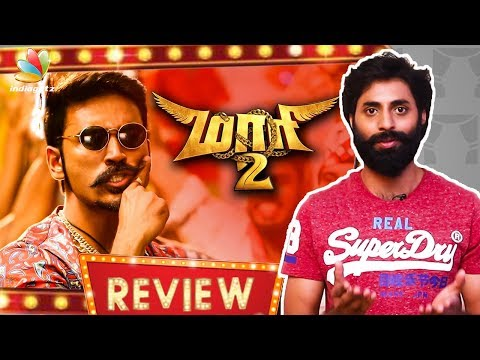 MAARI 2 Movie Review | Dhanush, Sai Pallavi, Robo Shankar