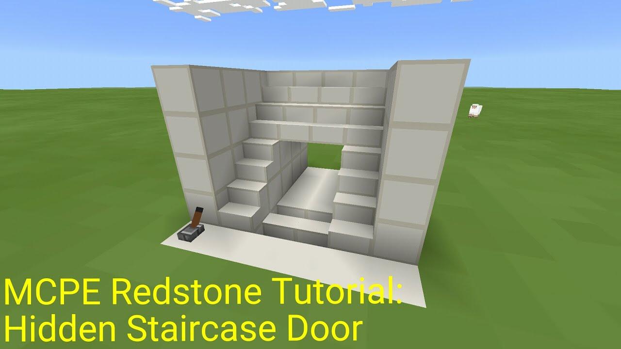 Stair Door Minecraft