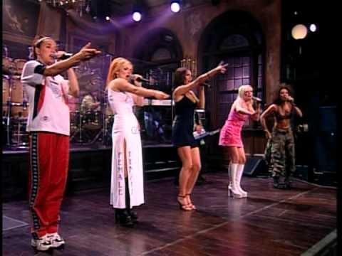 Spice Girls - Wannabe (Saturday Night Live)