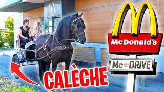 Avec quels moyens de transport peut-on passer au McDrive ? #2