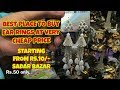 BEST PLACE TO BUY EAR RINGS AT VERY VERY CHEAP PRICE, I GUARANTEE  THE CHEAPEST PRICE IN SADAR BAZAR