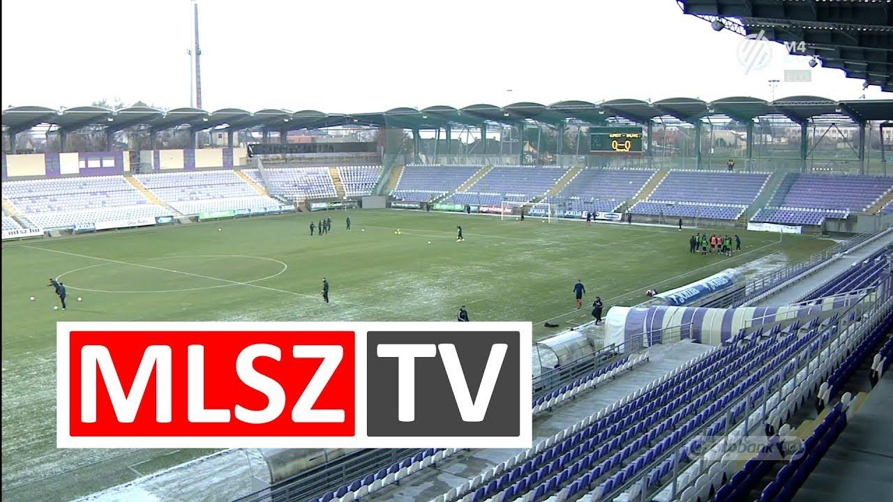 Újpest FC - Balmaz Kamilla Gyógyfürdő | 2-2 | OTP Bank Liga | 18. forduló | MLSZTV