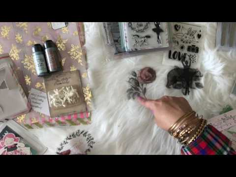HAUL: Maggie Holmes, Tim Holtz + MORE local scrabook store